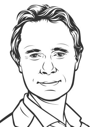 Portret Olof opinieartikel energiepodium